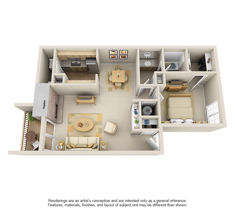 One Two Bedroom Apartments In Edmond Ok Dorm Design
