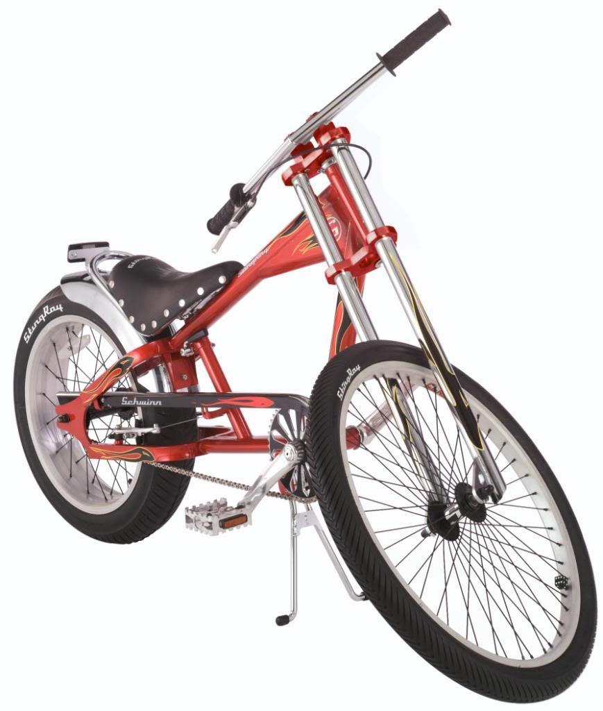 Schwinn Stingray Fatboy Chopper Information Motorized Bicycle Engine Kit Forum Schwinn Chopper Cool Bicycles