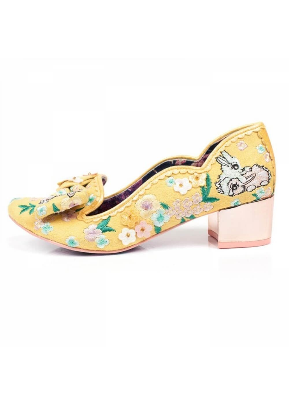 08956ac18852 Image result for yellow bunny hop irregular choice