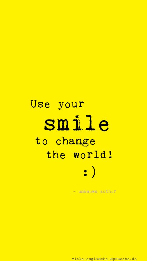 sprüche smile englisch Englische Sprüche | kindness & positivity:) | Pinterest | Smile  sprüche smile englisch