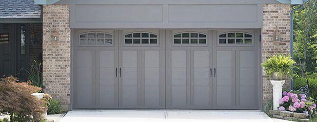 Courtyard Collection Garage Doors By Overhead Door Garage Door Styles Garage Doors Residential Garage Doors