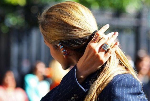 dazzling ear cuffs