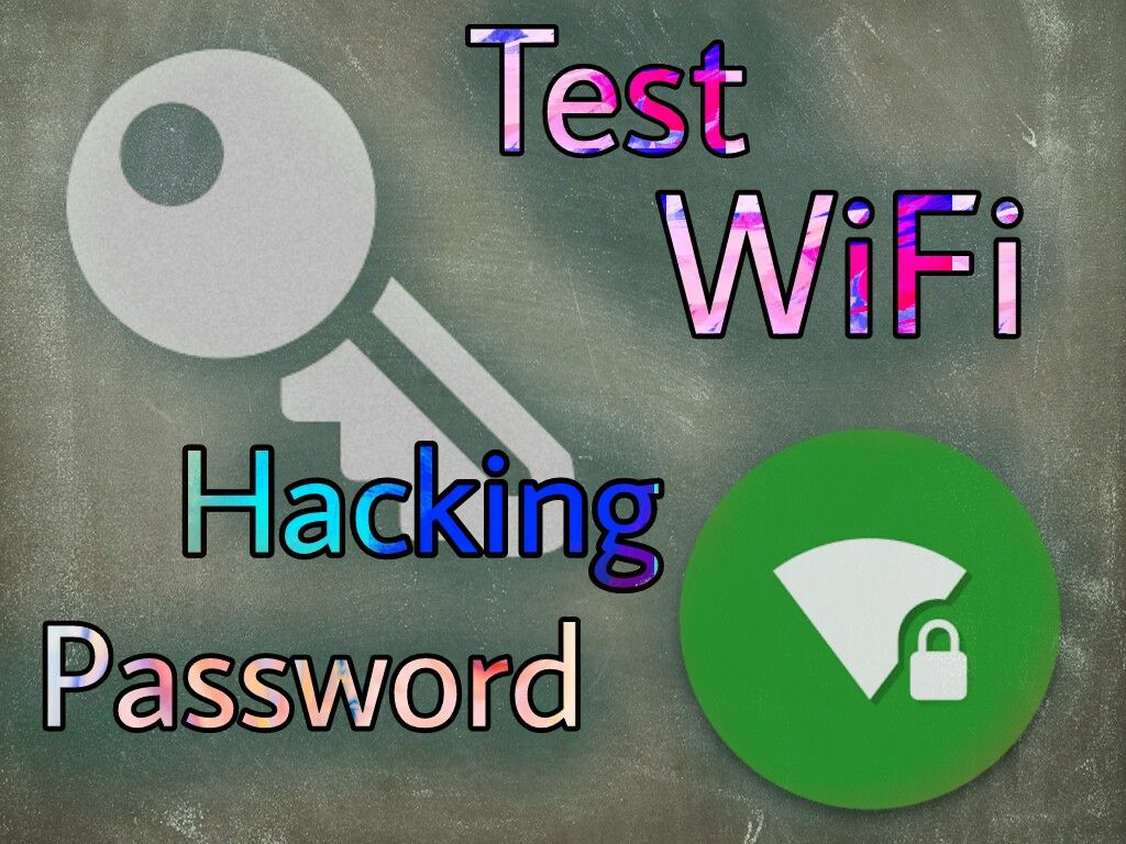 WiFi Password Hacking With Android