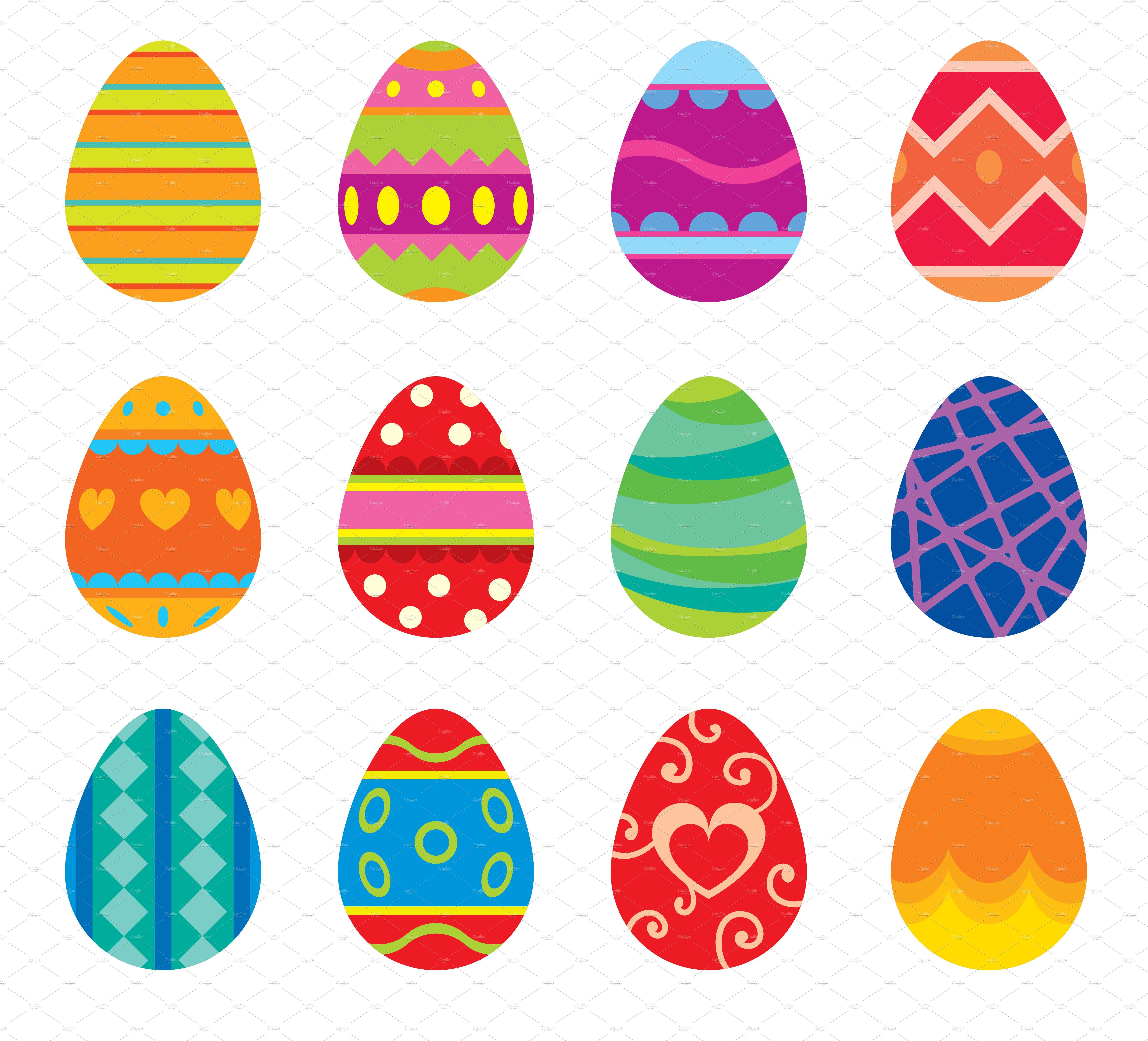 Easter Eggs Vector With Images Egg Vector Easter Eggs Sign