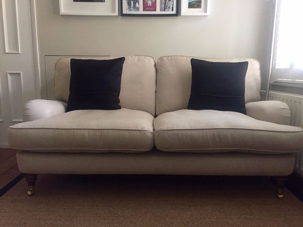 Laura Ashley Lynden 2 Seater Sofa Wimbledon London Gumtree Victorian Living Room 2 Seater Sofa Sofa