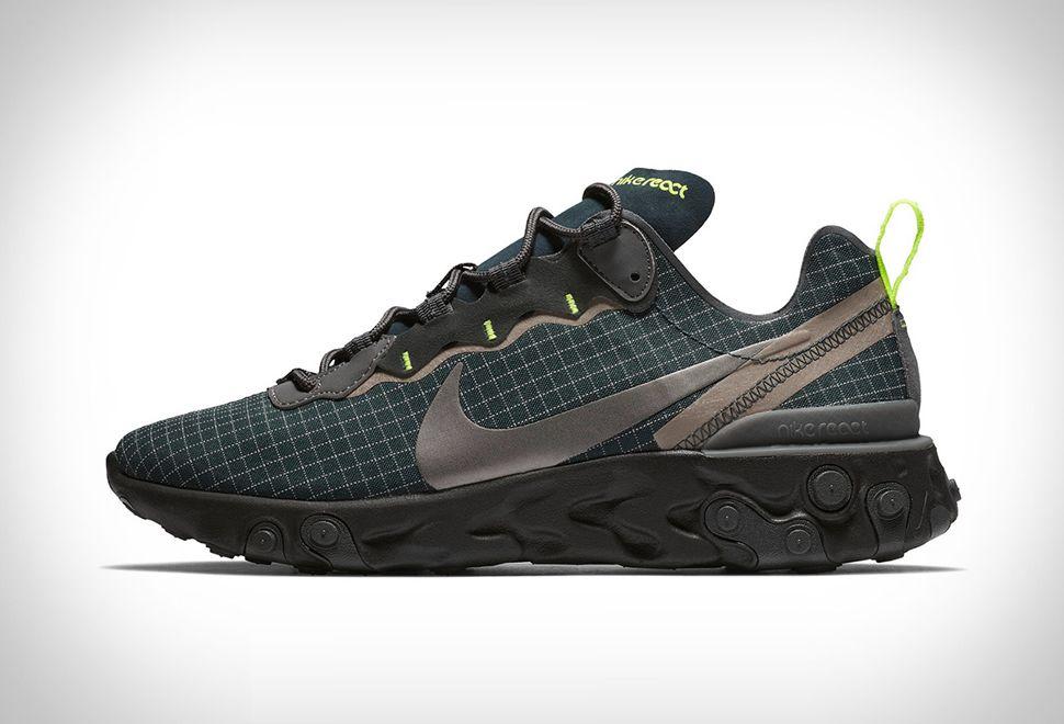 Nike React Element 55 in 2019   gear   Nike, Sneakers nike