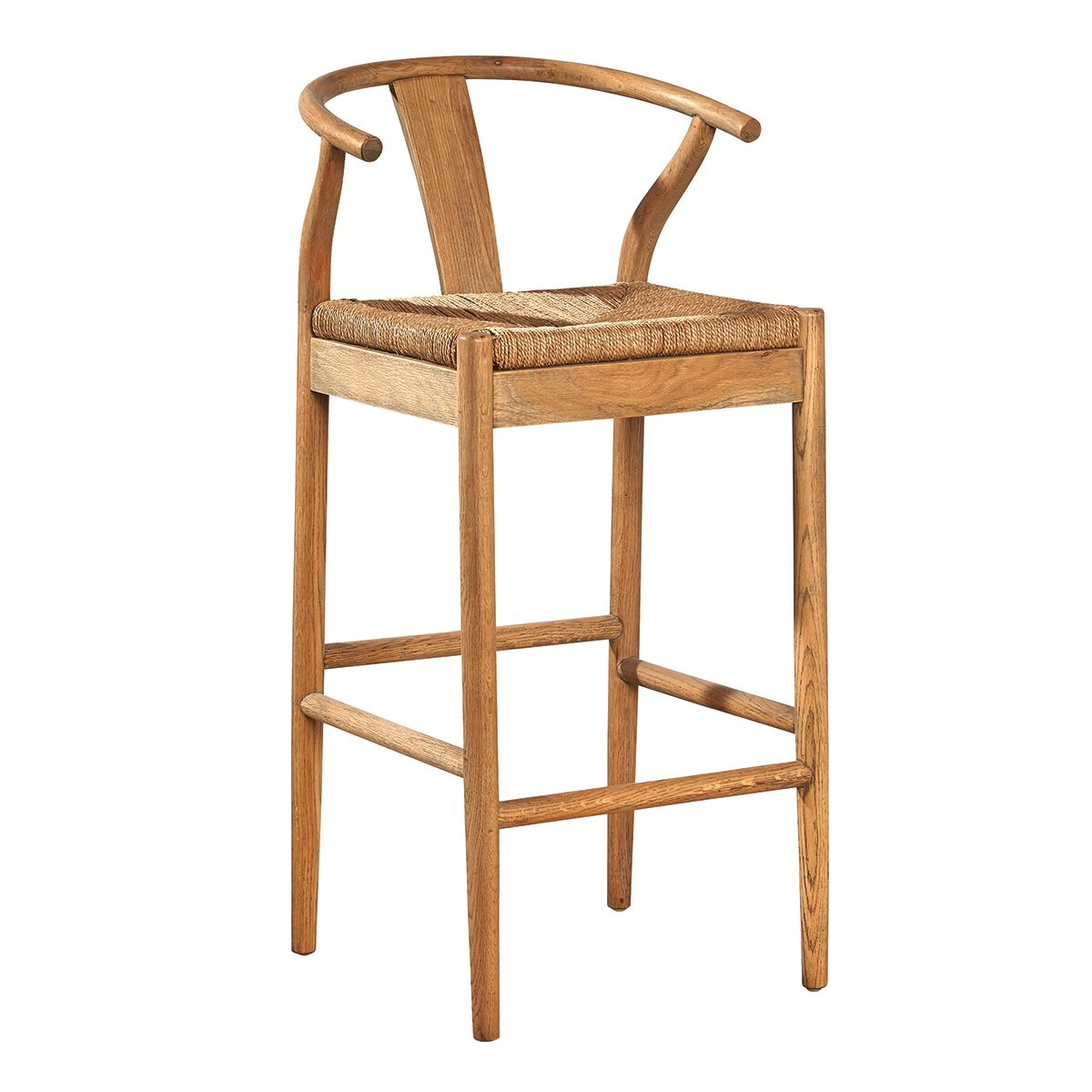 separation shoes d6a97 c1ee3 The Dump Furniture Outlet - WISHBONE BARSTOOL | Bar stools ...