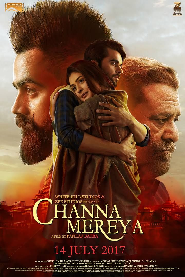 Channa Mereya Punjabi Full Movie Watch Online in HD Print