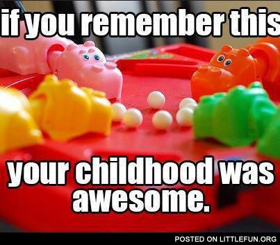 LittleFun - Hungry hippos. If you remember this, your childhood ...