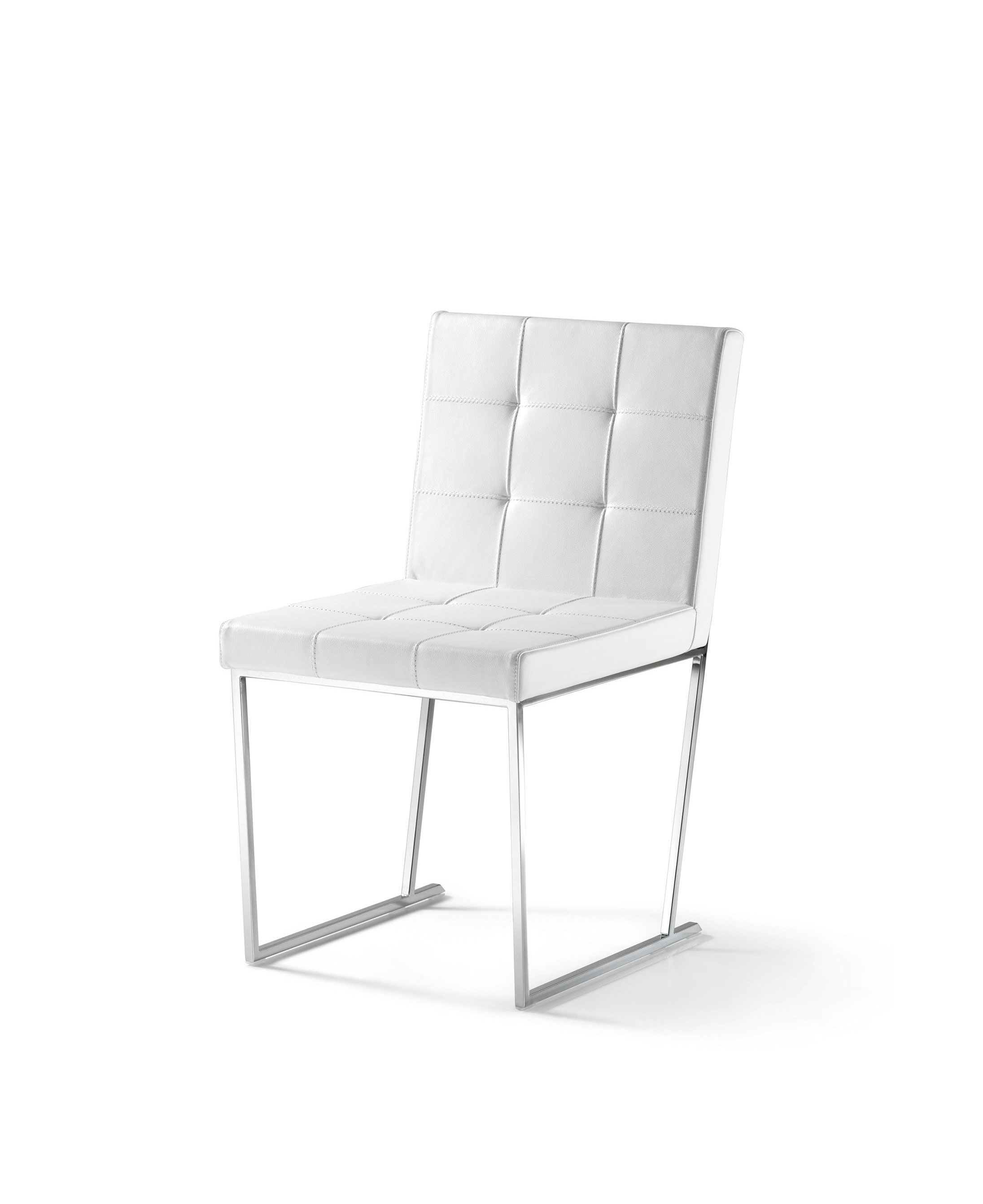 18+ White and chrome dining chairs info