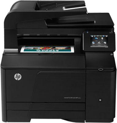 Hp Laserjet Pro 200 All In One Color Printer M276nw At Staples Multifunction Printer Laser Printer Printer