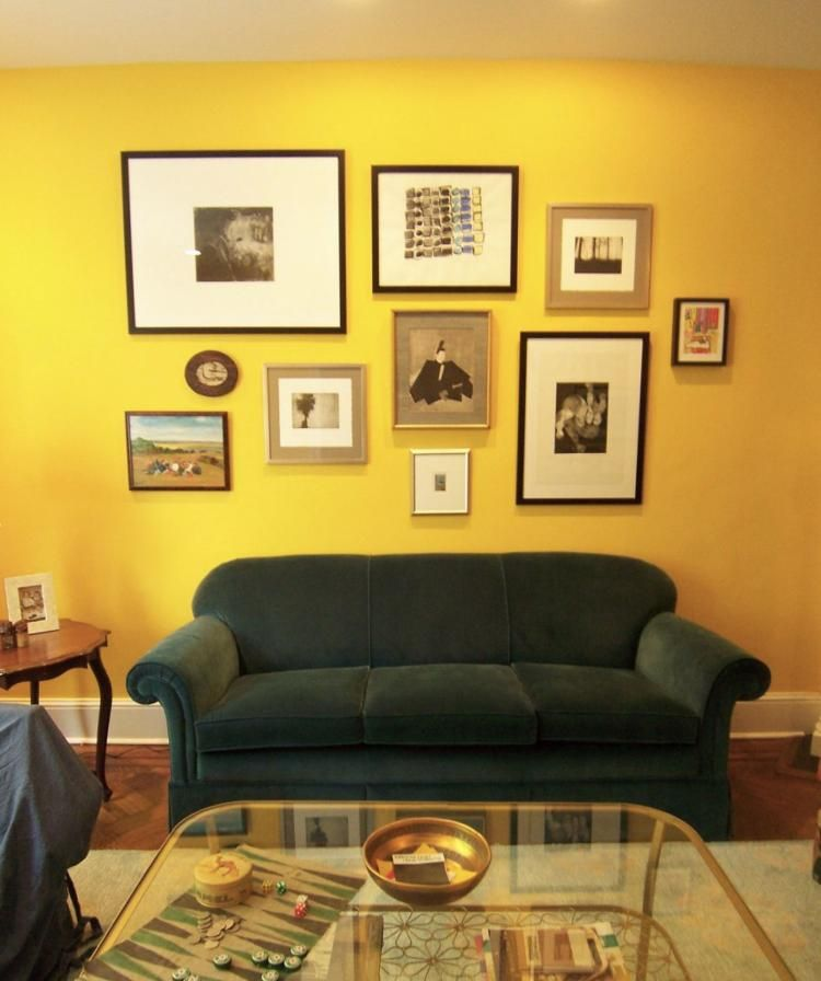 30 Awesome Yellow Living Room Color Schemes That People Never Seen ...