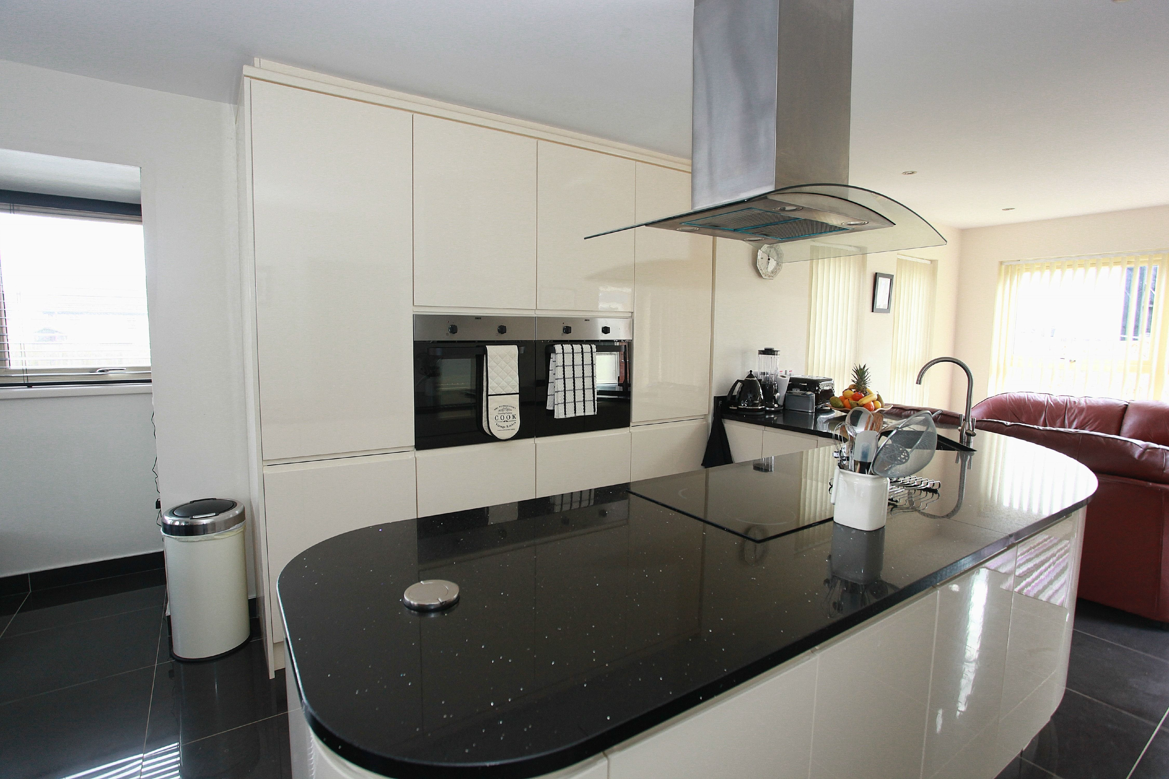 Detached House Kitchen by Kitchens Direct NI at Portland