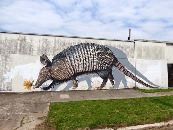 Anat Ronen in Texas, USA   great street art, best urban artists, street artist, graffiti artists