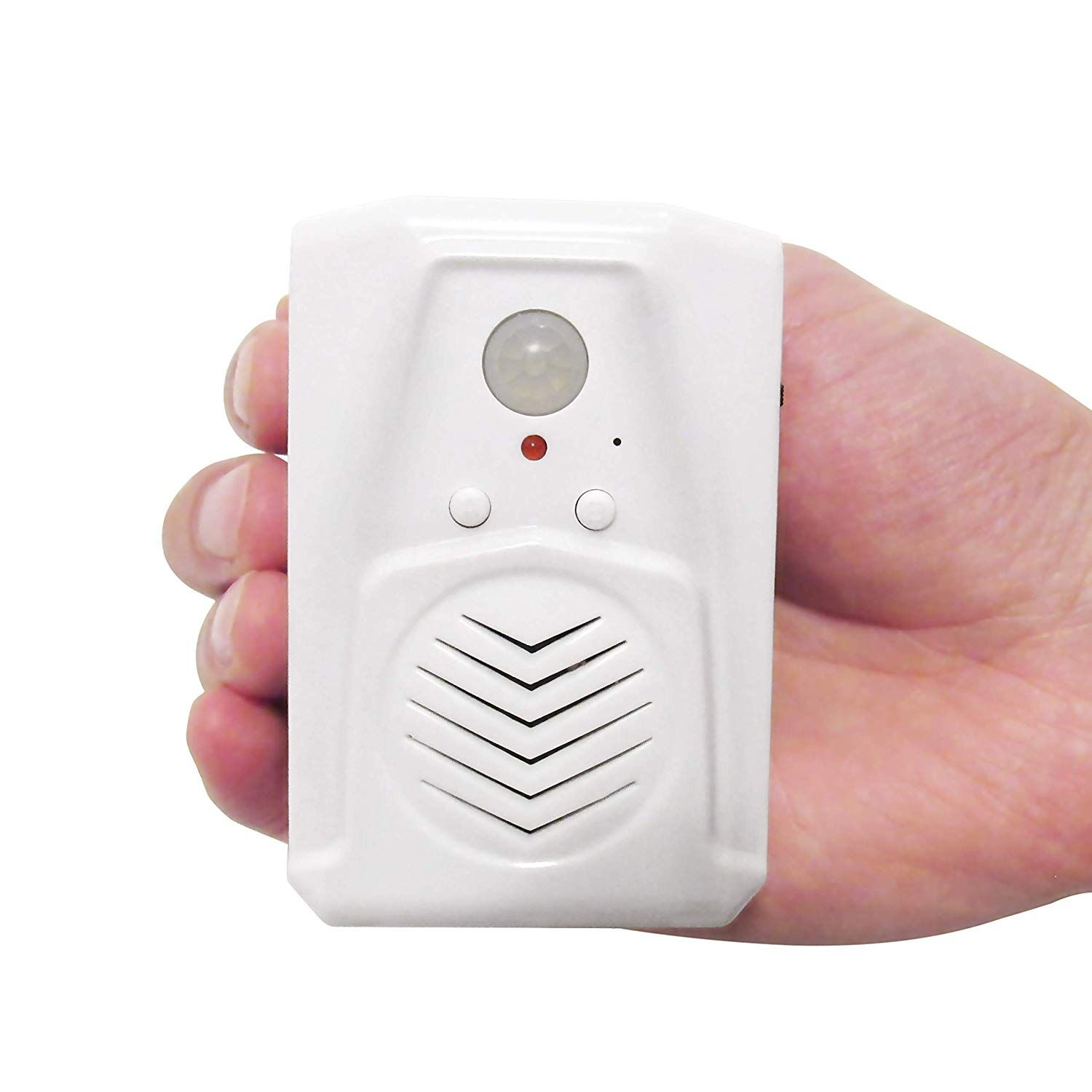 Sierrateck Motion Activated Voice Player Motion Activated The Voice