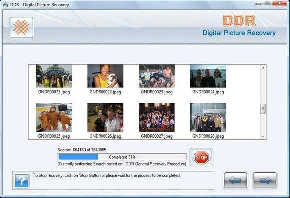 Digital Pictures Restoration Tool Recovers All Lost Or Damaged