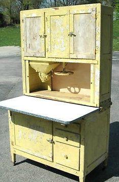 I Ll Take A Hoosier Cabinet Please