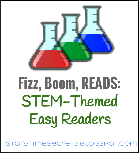 Story Time Secrets: Fizz Boom Reads: Easy Readers