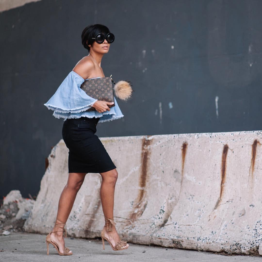 Kyrzayda Rodriguez Dresses Love