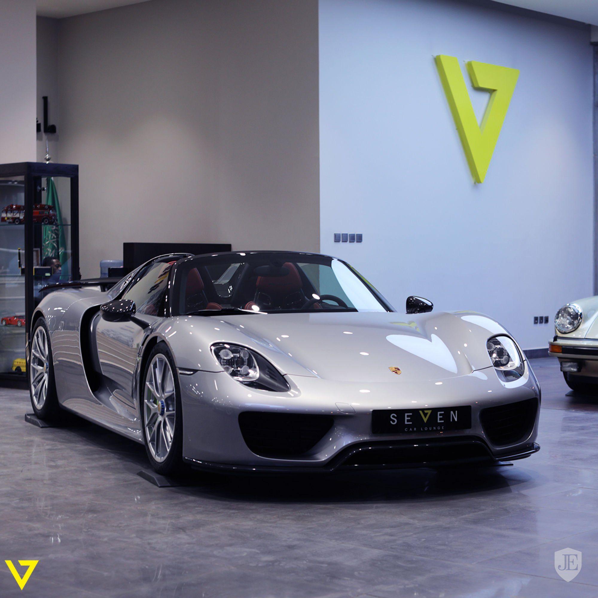 2015 Porsche 918 Spyder In Riyadh Saudi Arabia For Sale On