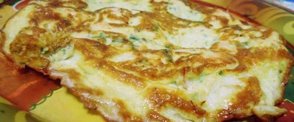 Foto - Receita de Omelete de Camarão!