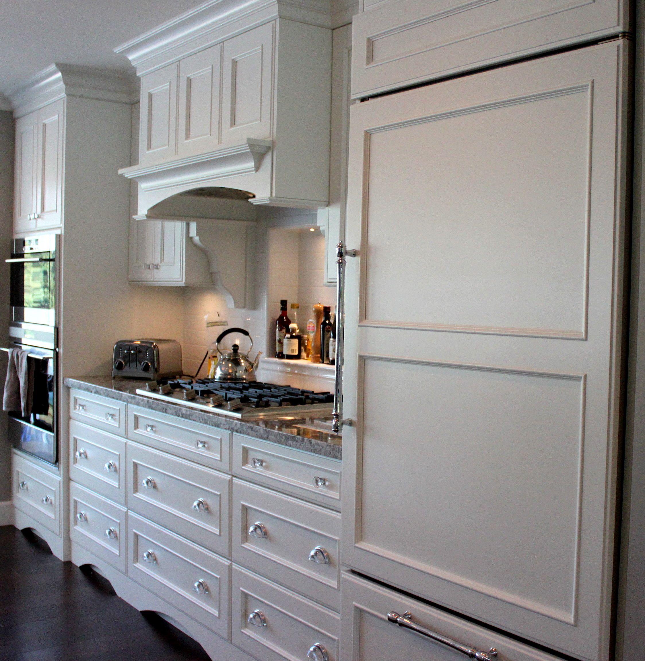 Best Hampton Style White Painted Kitchen Kitchen Interior 400 x 300