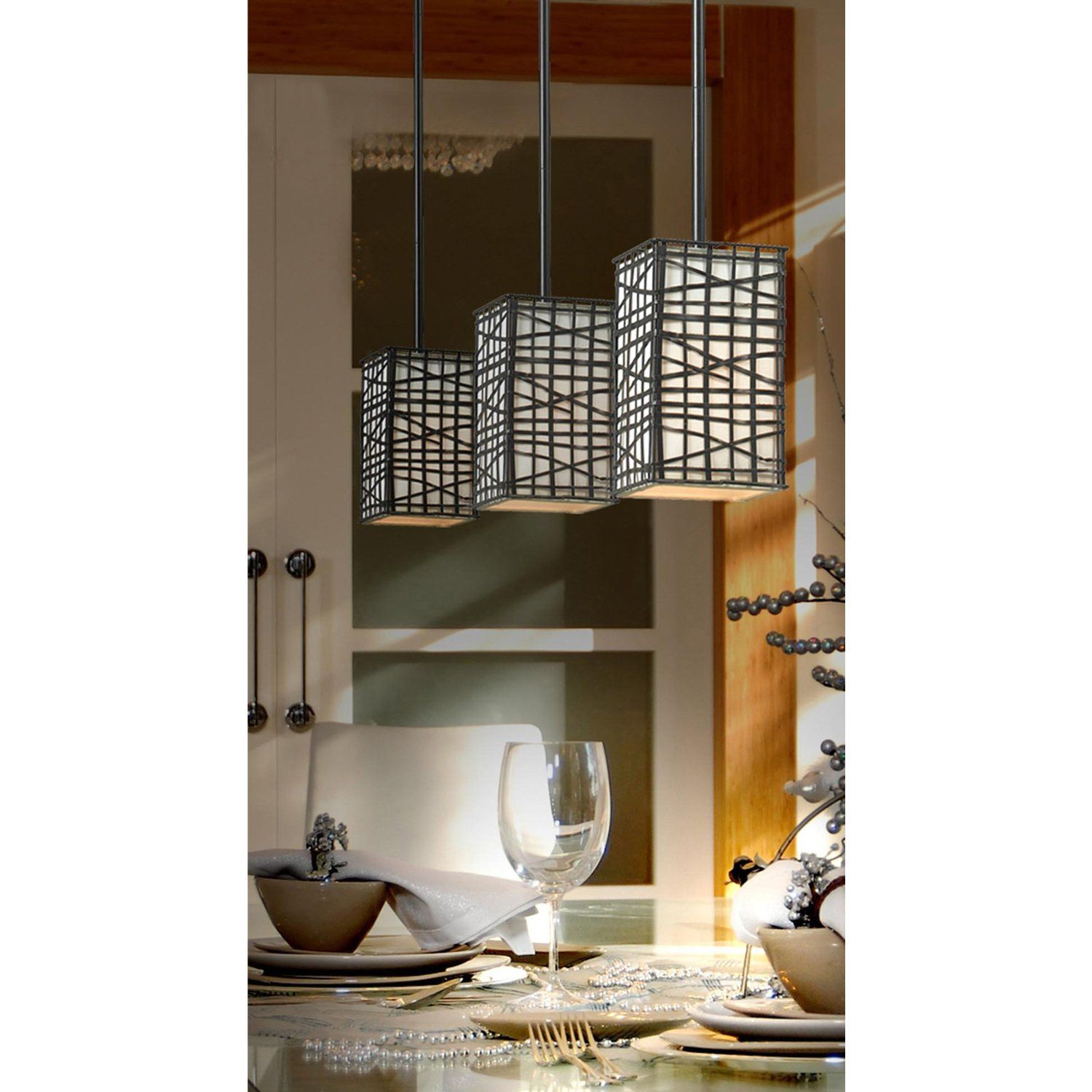 Amazon kenroy home brz fortress light mini pendant home
