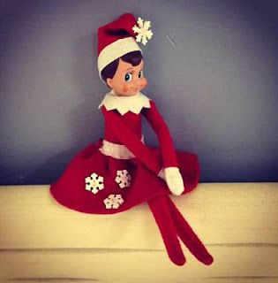 Elf on the Shelf: Gender Reassignment Surgery