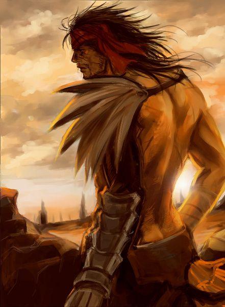 Final Fantasy X Jecht Final Fantasy Art Final Fantasy Characters Final Fantasy Xii