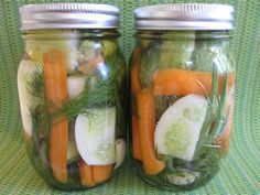 Receita de Pickles Caseiros - http://www.receitasja.com/pickles-caseiros/