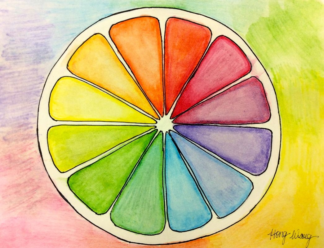Art2creativecolorwheels By Lauren Stovall1 On Emaze Color Wheel Art Color Theory Art Color Wheel Art Projects