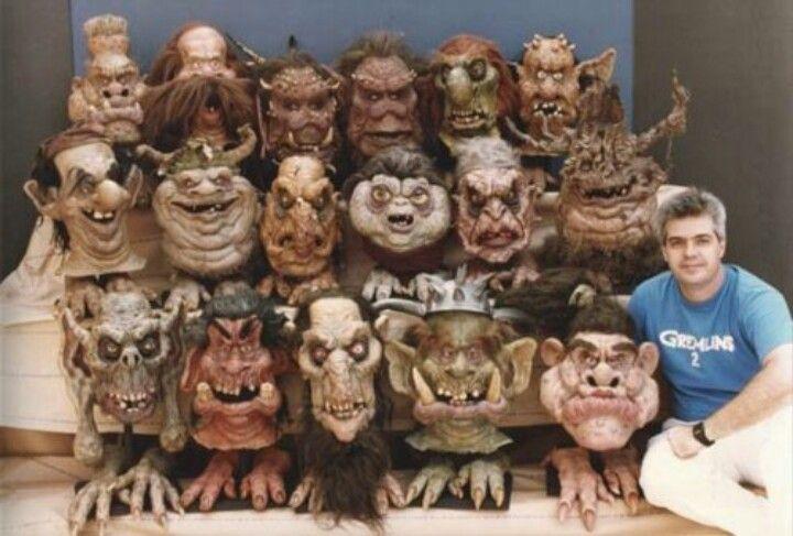 Ernest monsters