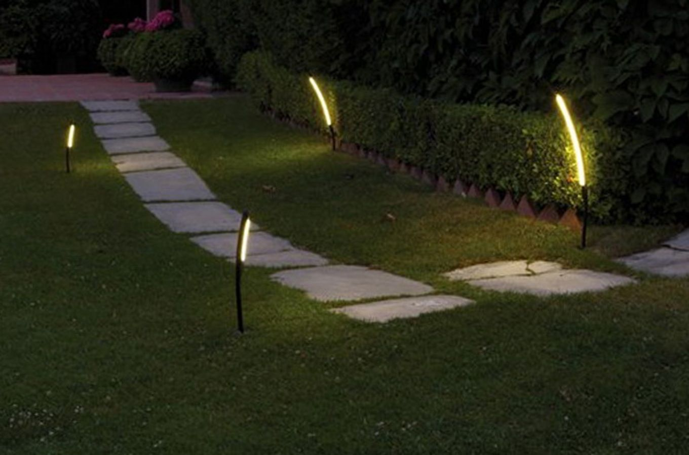 Eclairage Jardin A Led Eclairage Exterieur Design Lampe Luminaire Jardin Boule Discou Landscape Lighting Design Modern Landscape Lighting Landscape Lighting
