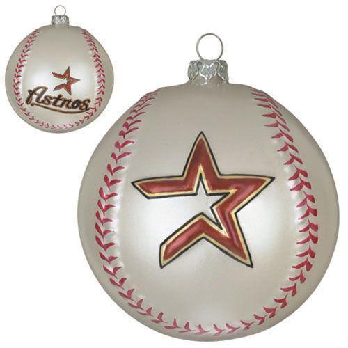 Houston Astros Christmas Ornaments Wholesale Bulk Dropshipper