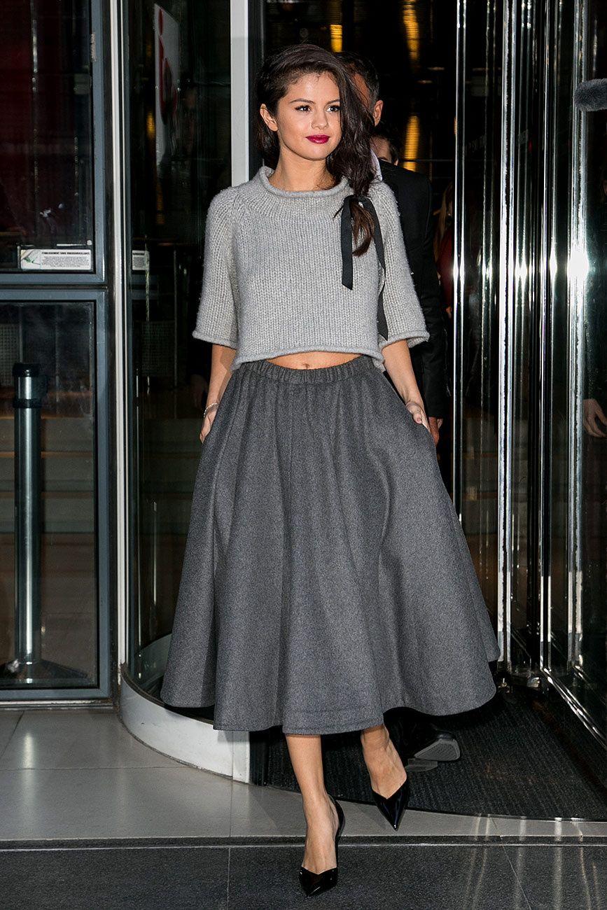 Selena Gomez y el neutro perfecto