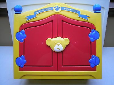 Genial Build A Bear Boutique Fashion Case Wardrobe Storage Armoire | EBay