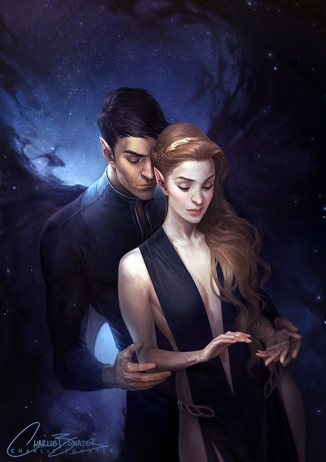 Rhysand And Feyre With Images A Court Of Mist And Fury Sarah