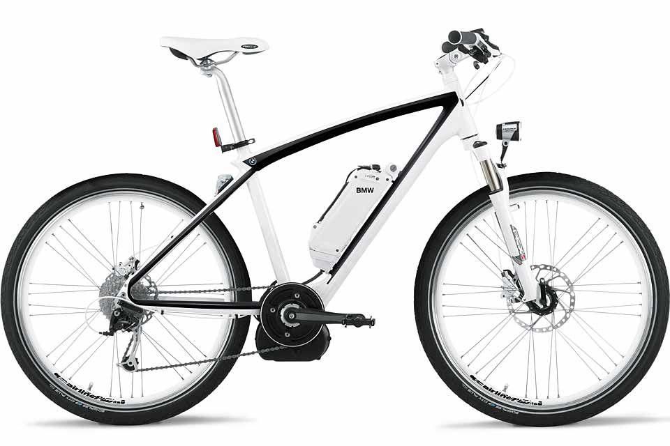 Bmw Mit Elektromotor Das Cruise E Bike Pedelec Bmw Fahrrad