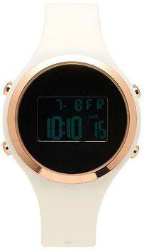 7490e234ac Aeropostale Womens Digital Rubber Watch White Wash | Fashion Flair ...