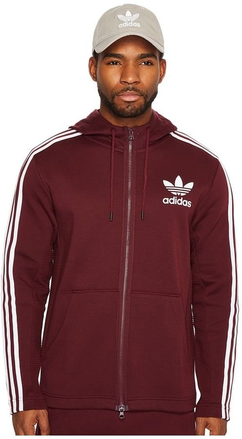 cfe0f5dcef7d adidas Curated Full Zip Men s Clothing