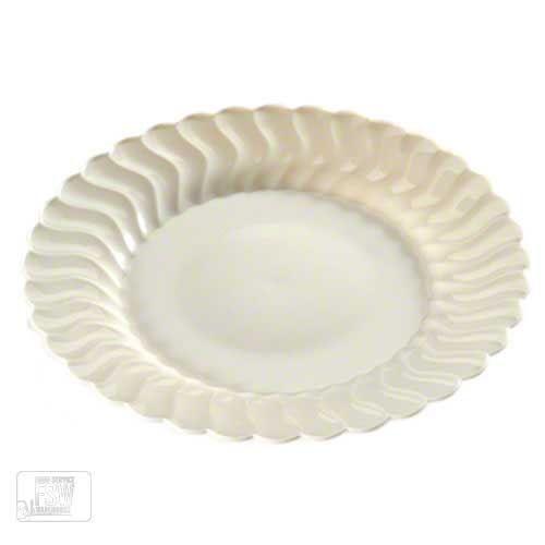 Fineline (206) - 6\  Round Plastic Dessert Plate - Flairware Collection | FoodServiceWarehouse  sc 1 st  Pinterest & Fineline (206) - 6\