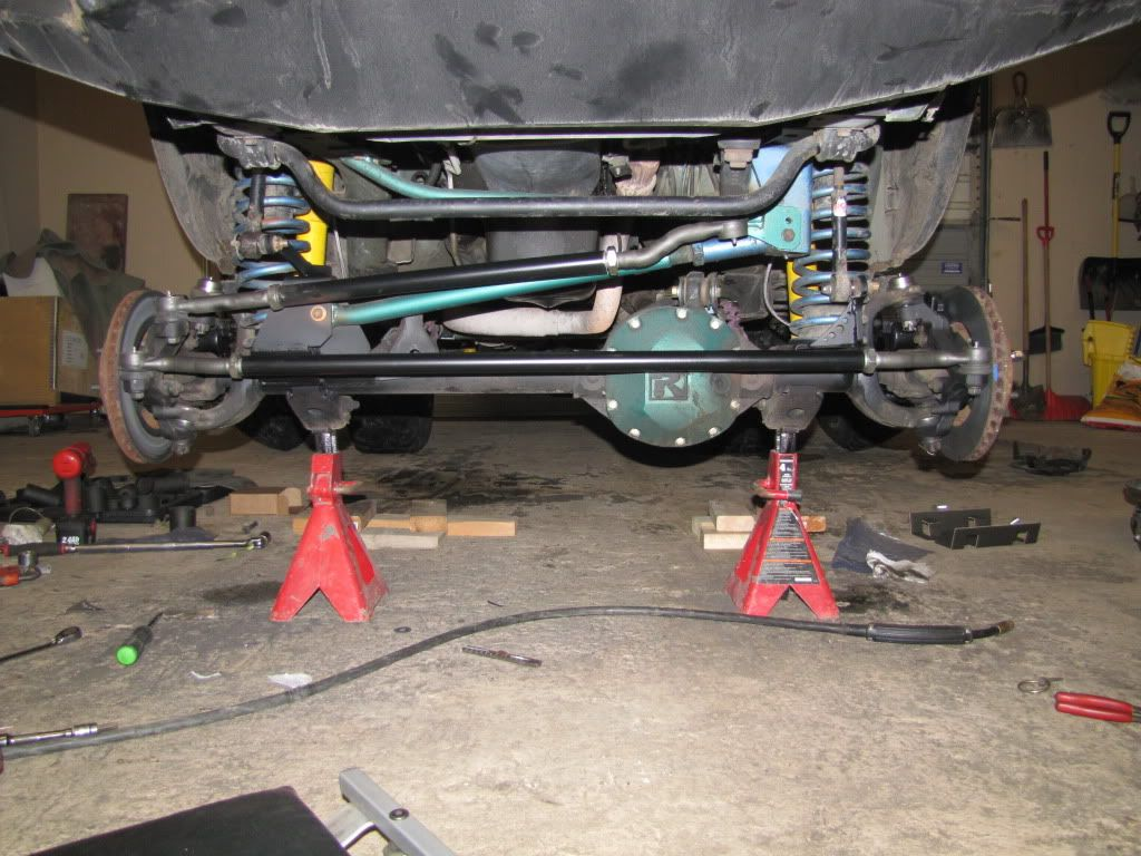This Is The Full Tilt Wj Swap Pictured 12 Rotors Twin Piston