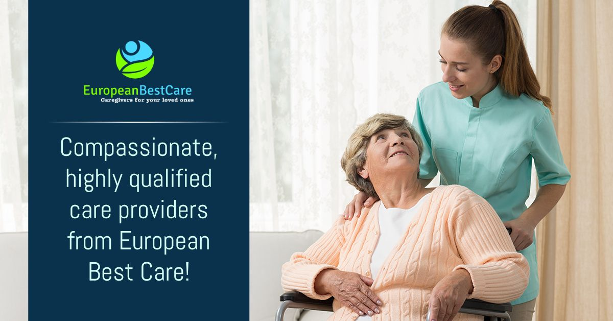 Our Care Providers Are Highly Trained To Provide The Best In Home Health Care Compassionate Highly Qualified Care Senior Home Care Home Health Care Home Care