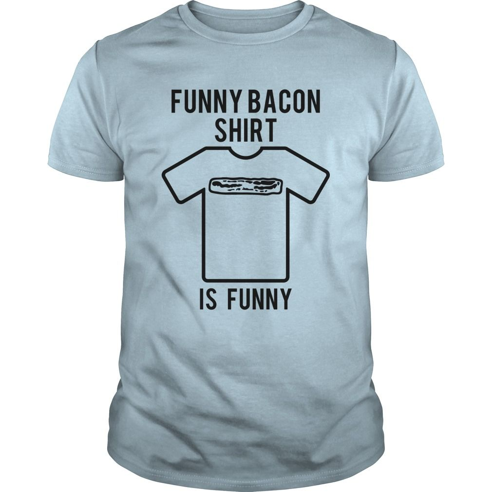 534e6637e11 awesome A Funny Bacon Shirt to Rule Them All Funny Bacon T Shirt Check more  at ...