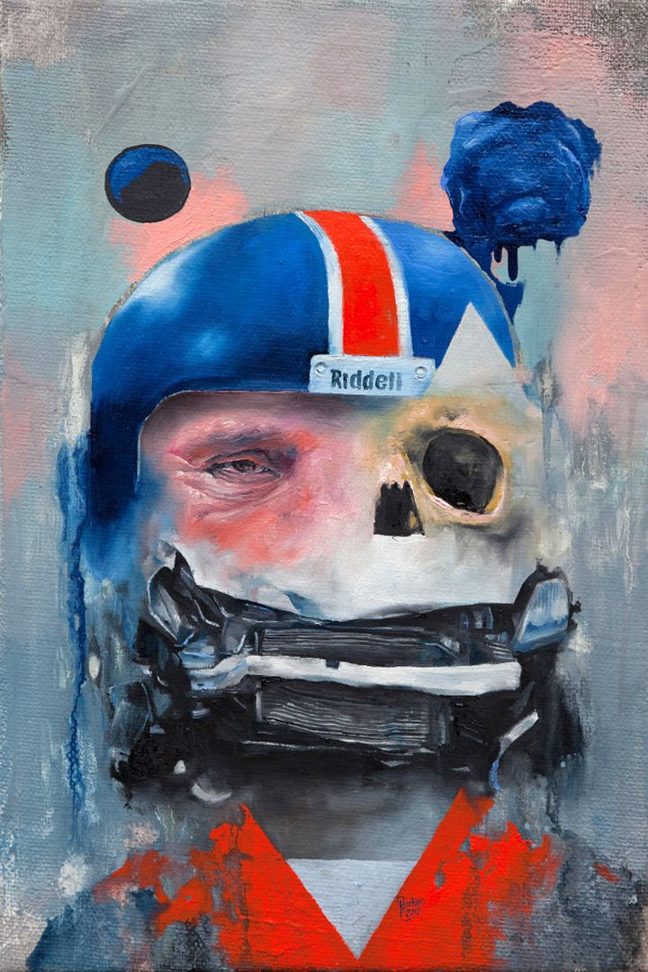 The incredible, mind blowing work of Joram Roukes!