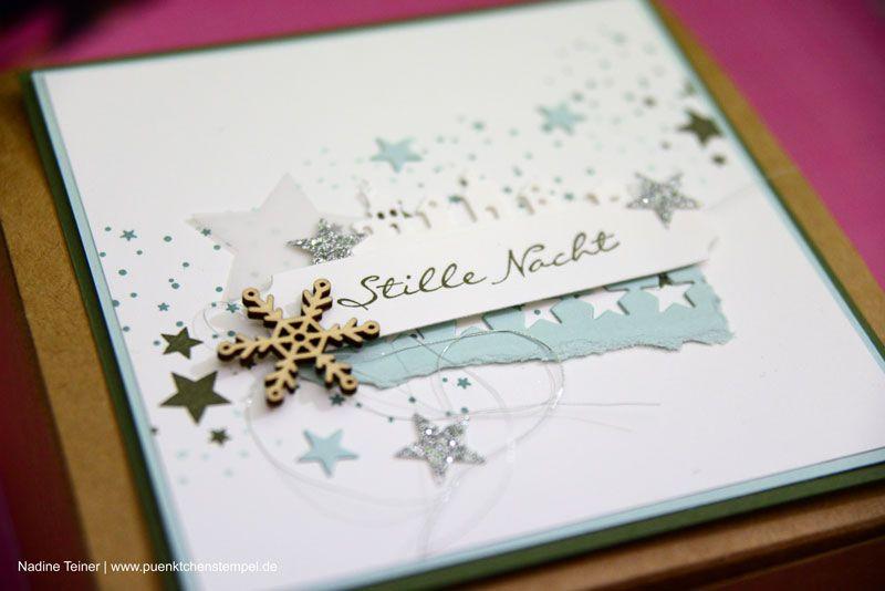Und dann kam Weihnachten wieder so plötzlich: Heute ist unser BlogHop zum Thema Last Minute Geschenke