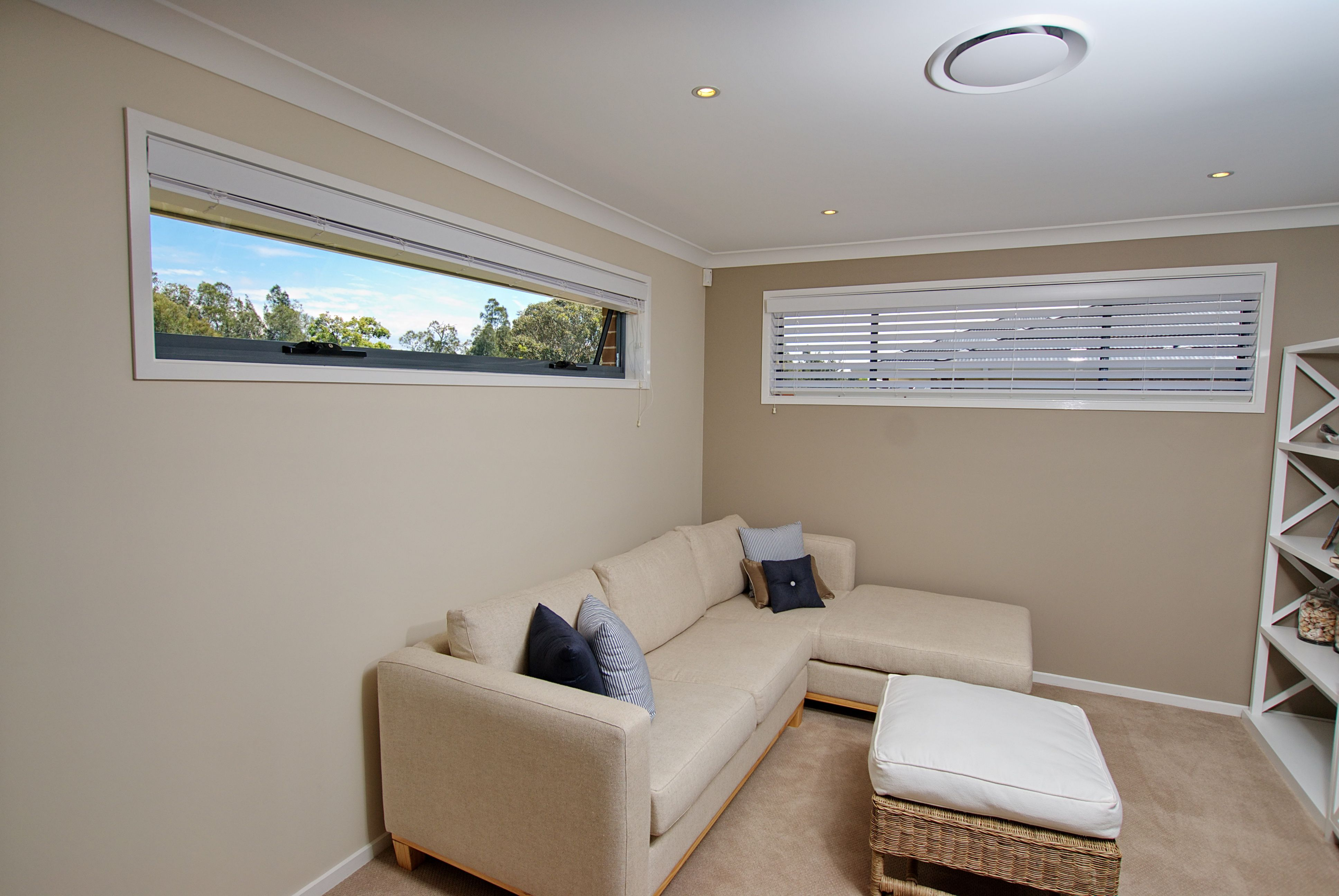 Awning Windows By Wideline Wwwwidelinecomau Basement Family Roomshome