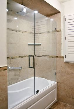 bathroom tub sliding doors - Bing Images | BATHROOM | Pinterest ...