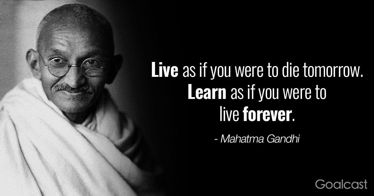 Gandhi Quotes: Top 20 Most Inspiring Mahatma Gandhi Quotes