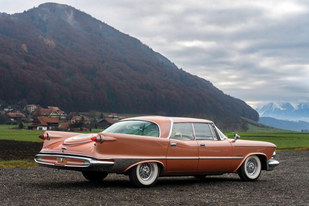 1959 Imperial Crown 4 Door Southampton Hardtop My1 M 634 1958